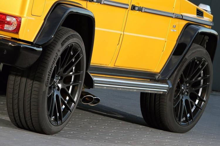"""Quai vat"" Mercedes-AMG G63 do Posaidon 850 ma luc-Hinh-6"