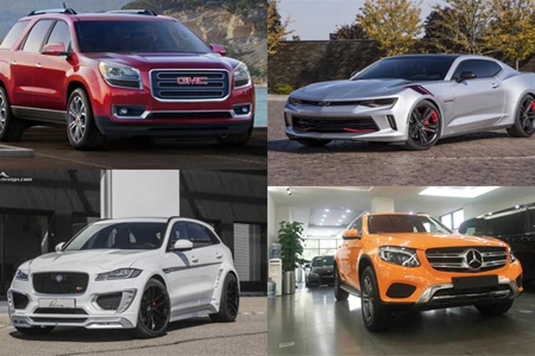 Top 10 xe oto dung nen mua trong nam 2017