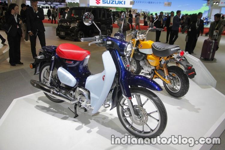 Can canh xe may Honda Super Cub 2018 moi-Hinh-3