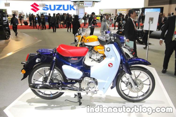 Can canh xe may Honda Super Cub 2018 moi-Hinh-5