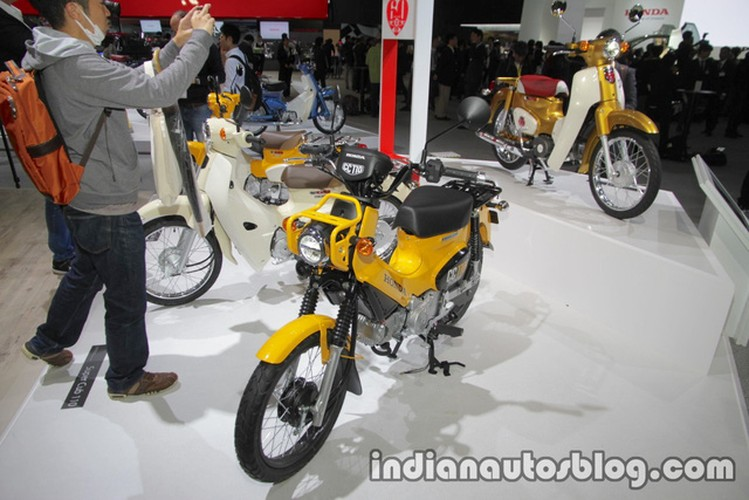 Can canh xe may Honda Super Cub 2018 moi-Hinh-9