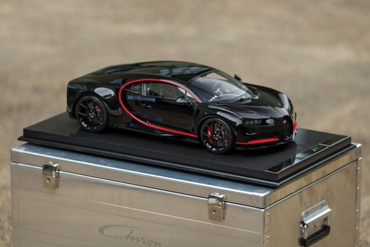 """Sieu xe Bugatti Chiron cu """"thet gia"""" 4 trieu do la-Hinh-5"""