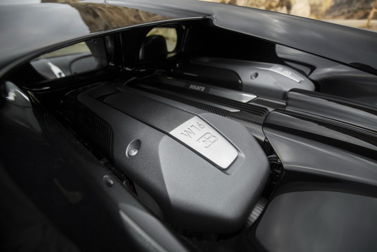 """Sieu xe Bugatti Chiron cu """"thet gia"""" 4 trieu do la-Hinh-9"""