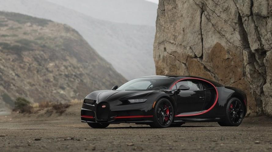 """Sieu xe Bugatti Chiron cu """"thet gia"""" 4 trieu do la"""