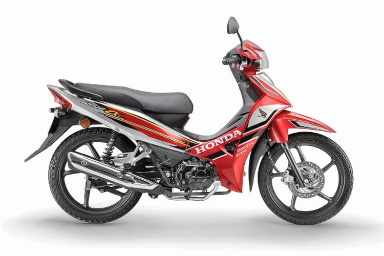 "Xe may Honda Wave Alpha 2017 ""chot gia"" 27,6 trieu"