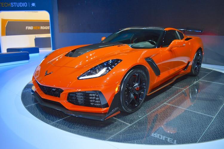 Dai gia trieu do Dubai chua mua duoc Chevrolet Corvette ZR1