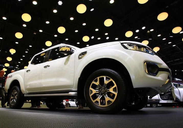 Renault ra mat ban tai Alaskan 2017 hoan toan moi-Hinh-4