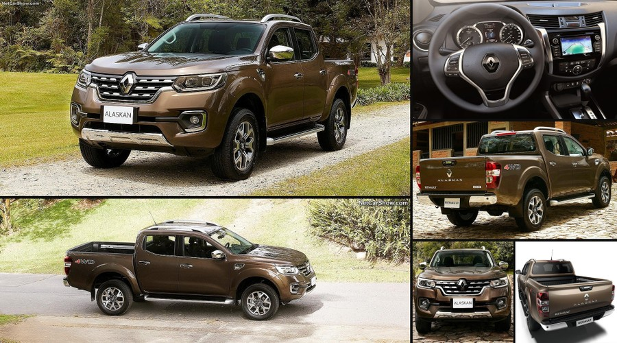 Renault ra mat ban tai Alaskan 2017 hoan toan moi-Hinh-8