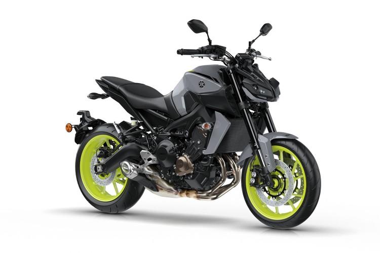 """Yamaha FZ-09 2017 """"Chot gia"""" 180 trieu tai My"""