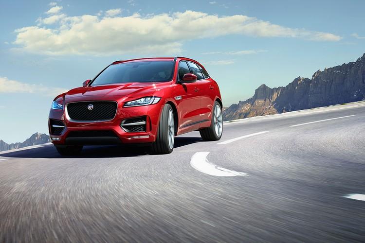 Diem mat xe sang cua Jaguar