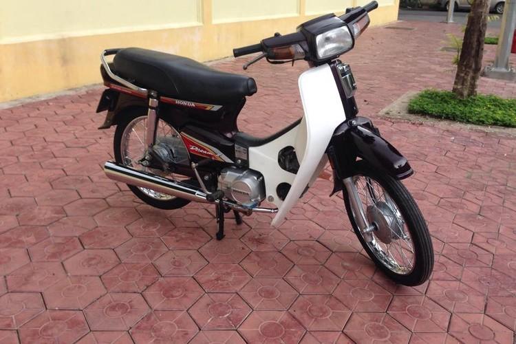 Honda Dream II chay 1.000 km