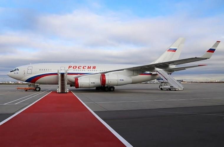 Chuyên cơ tương lai của Tổng thống Nga