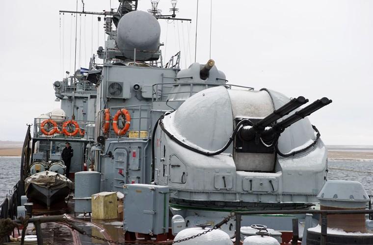 Theo doi Quan doi Nga tap tran trong mua dong Crimea-Hinh-4