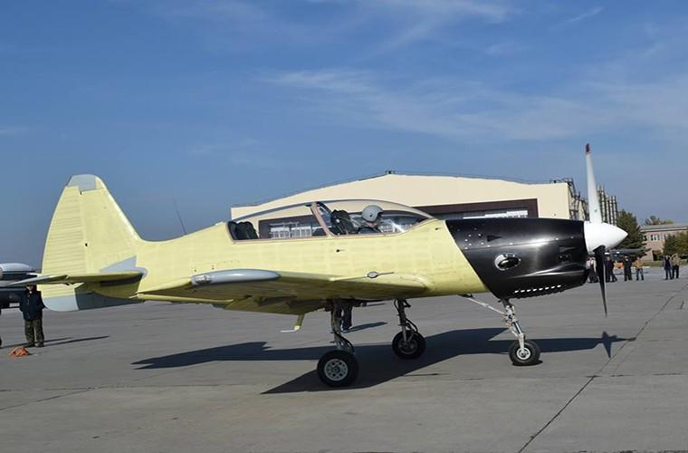 Muc kich chuyen bay dau tien cua may bay Yak-152 Nga-Hinh-4