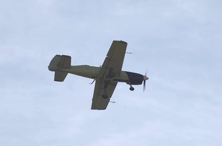 Muc kich chuyen bay dau tien cua may bay Yak-152 Nga