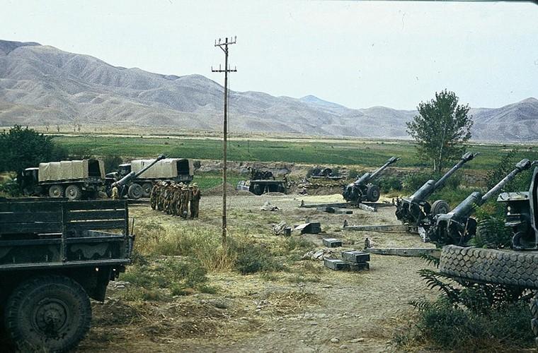 Chum anh mau hiem ve Hong quan Lien Xo o Afghanistan-Hinh-13