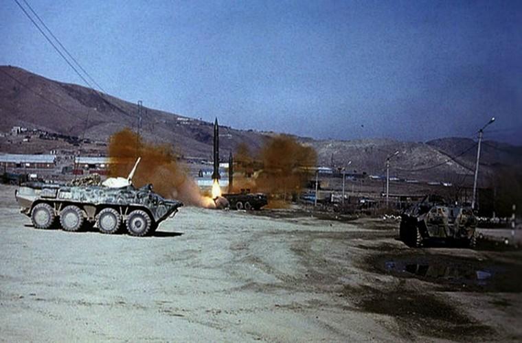 Chum anh mau hiem ve Hong quan Lien Xo o Afghanistan-Hinh-9