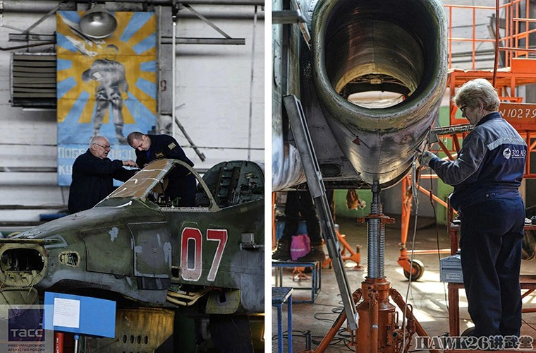 Bat ngo: Nga hoi sinh Su-24, Su-25 da vut ra bai rac-Hinh-12