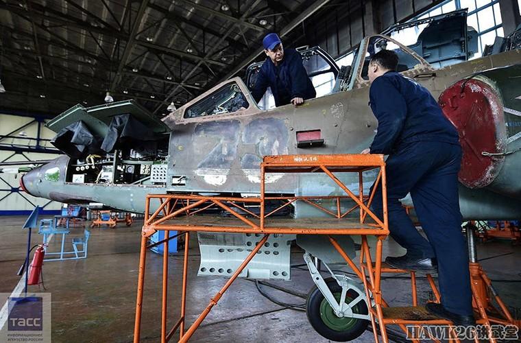Bat ngo: Nga hoi sinh Su-24, Su-25 da vut ra bai rac