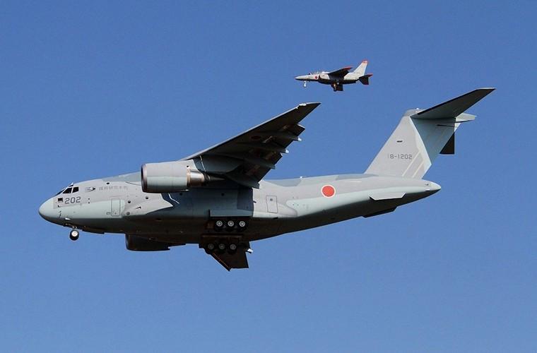Sieu co van tai Kawasaki C-2 Nhat Ban kho