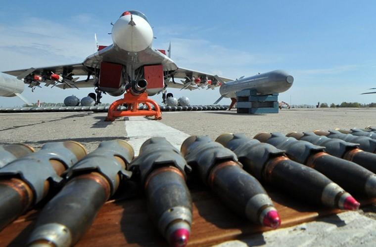 MiG-29 Syria mang ten lua R-77, My-Israel khong dam lam lieu?-Hinh-4