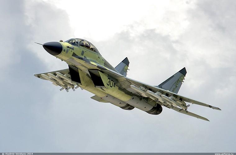 MiG-29 Syria mang ten lua R-77, My-Israel khong dam lam lieu?-Hinh-8