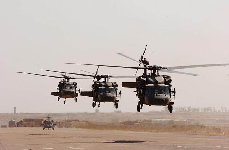 Quan doi My nhan truc thang UH-60M Black Hawk thu 1.000