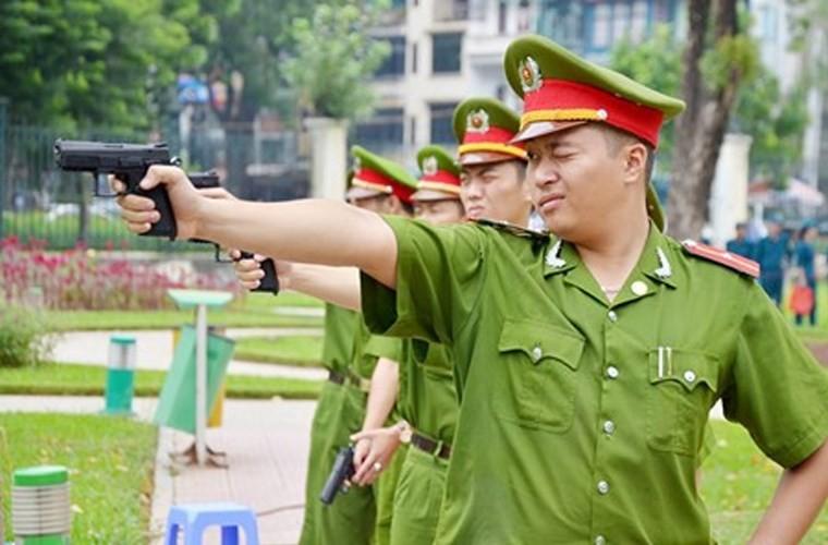 Day la khau sung ngan hien dai nhat Cong an Viet Nam-Hinh-2