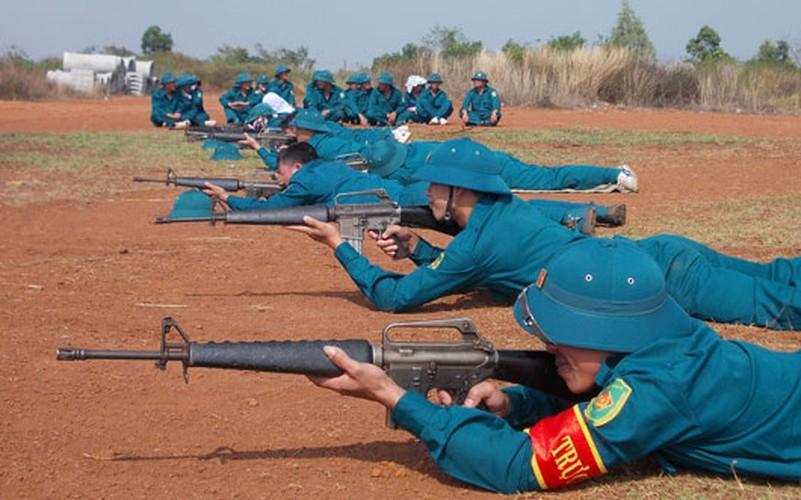 Bat ngo: Sung truong M16 van duoc LLVT Viet Nam su dung-Hinh-10