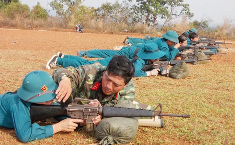 Bat ngo: Sung truong M16 van duoc LLVT Viet Nam su dung-Hinh-3