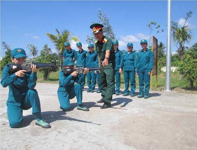 Bat ngo: Sung truong M16 van duoc LLVT Viet Nam su dung-Hinh-7