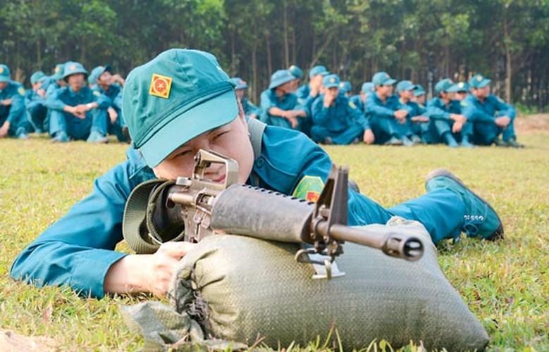 Bat ngo: Sung truong M16 van duoc LLVT Viet Nam su dung-Hinh-8