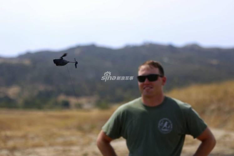 La lung: Quan doi My bat chuoc IS cach dung Flycam-Hinh-6