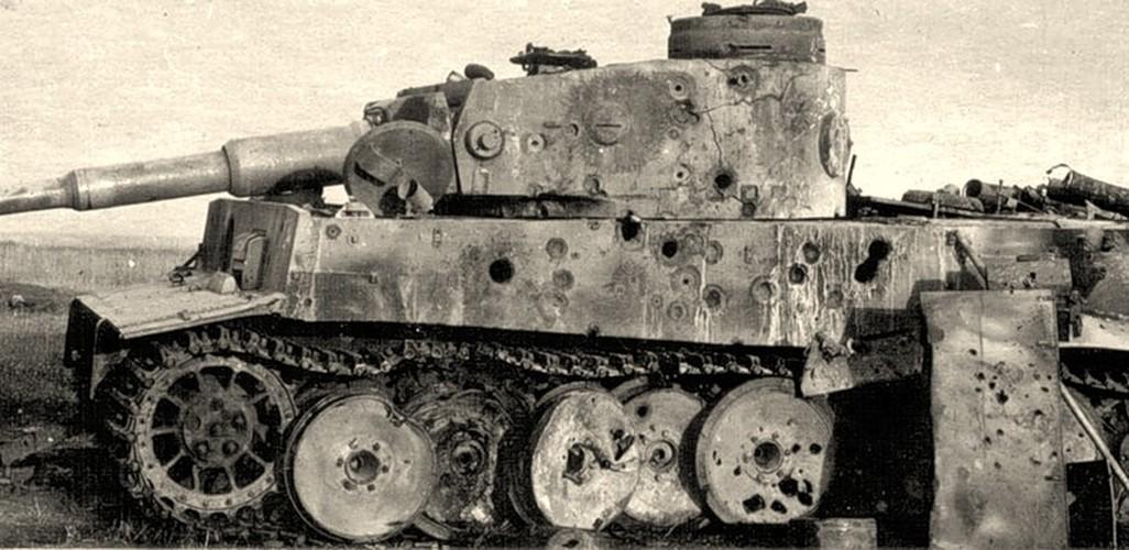 Ket cuc tham hai cua xe tang Tiger trong CTTG 2