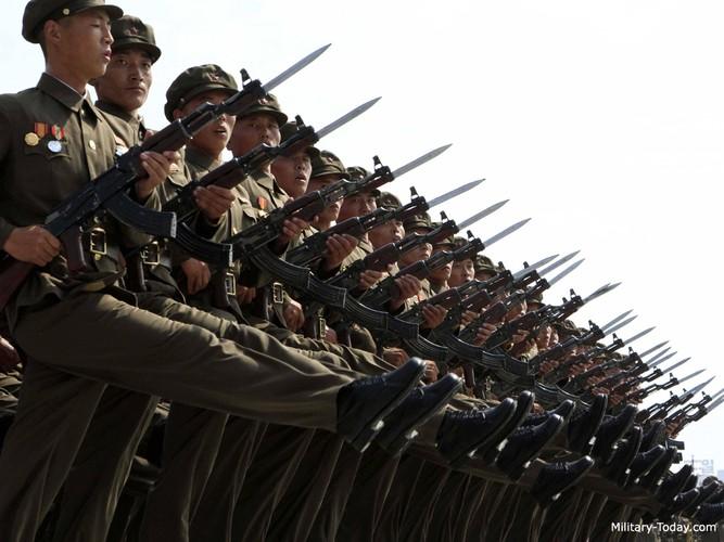 """Bat ngo """"gay soc"""": Sung AK Trieu Tien xuat hien o Syria-Hinh-4"""