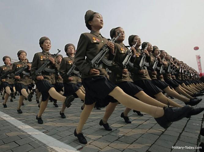 """Bat ngo """"gay soc"""": Sung AK Trieu Tien xuat hien o Syria-Hinh-6"""