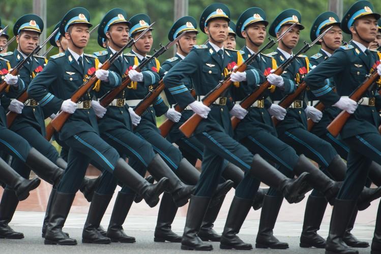 Globalfirepower danh gia cao suc manh QDND Viet Nam