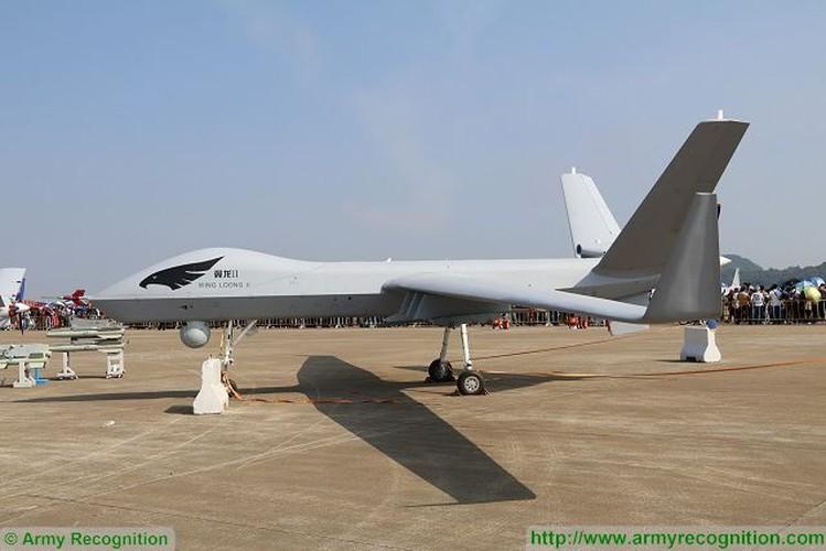 """Trung Quoc khoe UAV """"nhai"""" tai trien lam lon nhat the gioi-Hinh-2"""