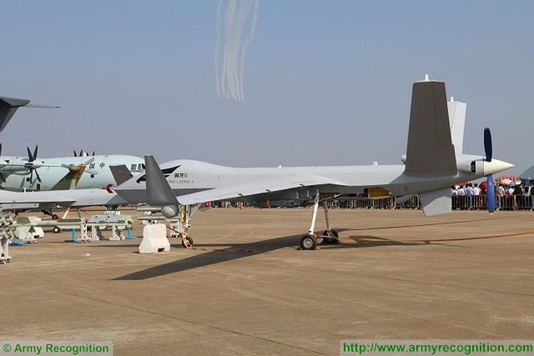 """Trung Quoc khoe UAV """"nhai"""" tai trien lam lon nhat the gioi-Hinh-3"""