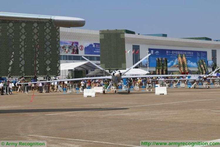 """Trung Quoc khoe UAV """"nhai"""" tai trien lam lon nhat the gioi-Hinh-4"""