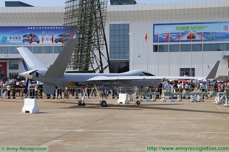 """Trung Quoc khoe UAV """"nhai"""" tai trien lam lon nhat the gioi-Hinh-5"""