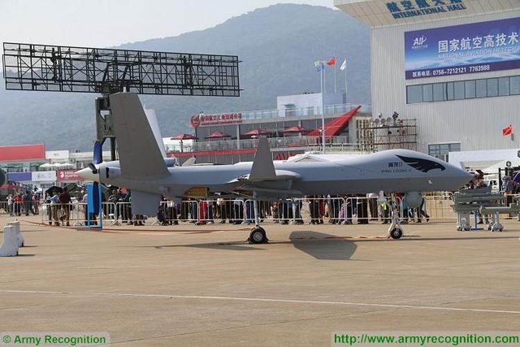 """Trung Quoc khoe UAV """"nhai"""" tai trien lam lon nhat the gioi-Hinh-6"""
