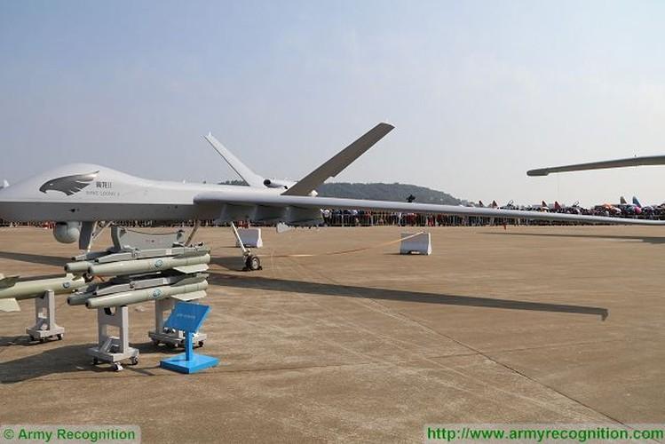 """Trung Quoc khoe UAV """"nhai"""" tai trien lam lon nhat the gioi-Hinh-7"""