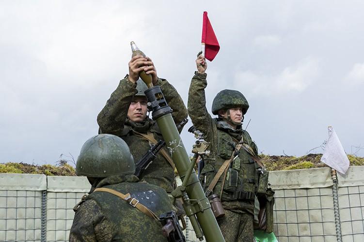 """Zapad  2017: Nga chinh thuc """"tuyen chien"""" voi NATO?-Hinh-18"""