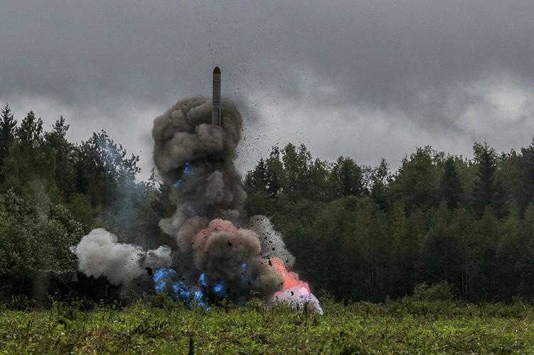 """Zapad  2017: Nga chinh thuc """"tuyen chien"""" voi NATO?-Hinh-3"""