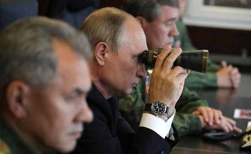"""Zapad  2017: Nga chinh thuc """"tuyen chien"""" voi NATO?-Hinh-4"""