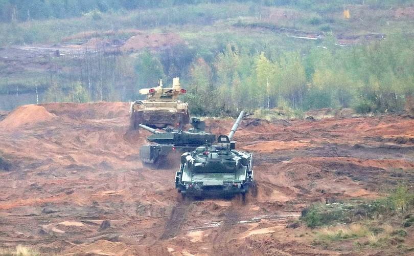 """Zapad  2017: Nga chinh thuc """"tuyen chien"""" voi NATO?-Hinh-7"""