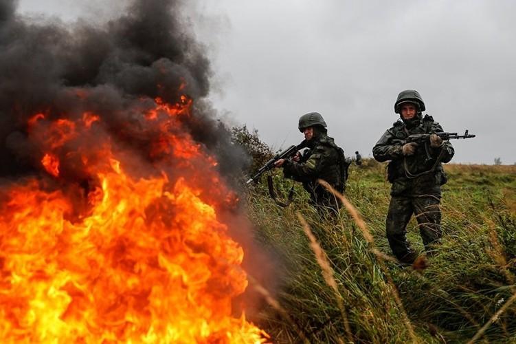 """Zapad  2017: Nga chinh thuc """"tuyen chien"""" voi NATO?"""