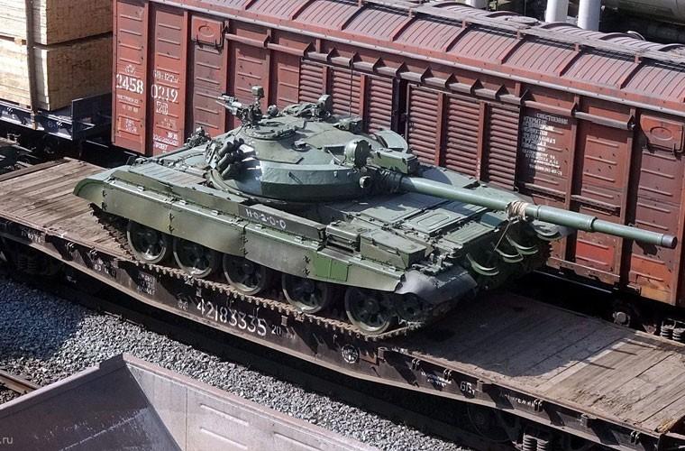 "Nga tang ""hang dong"" T-62M cho Syria, phien quan IS tan doi-Hinh-2"