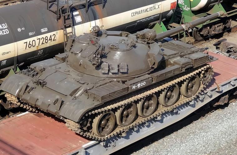 "Nga tang ""hang dong"" T-62M cho Syria, phien quan IS tan doi-Hinh-4"